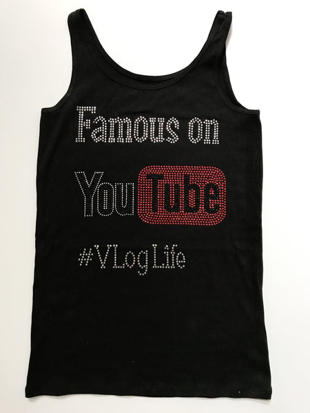 Famous on You Tube Tank