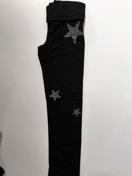 Star Stretch Pants
