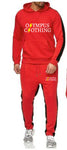 Unisex Jogging Suit Set