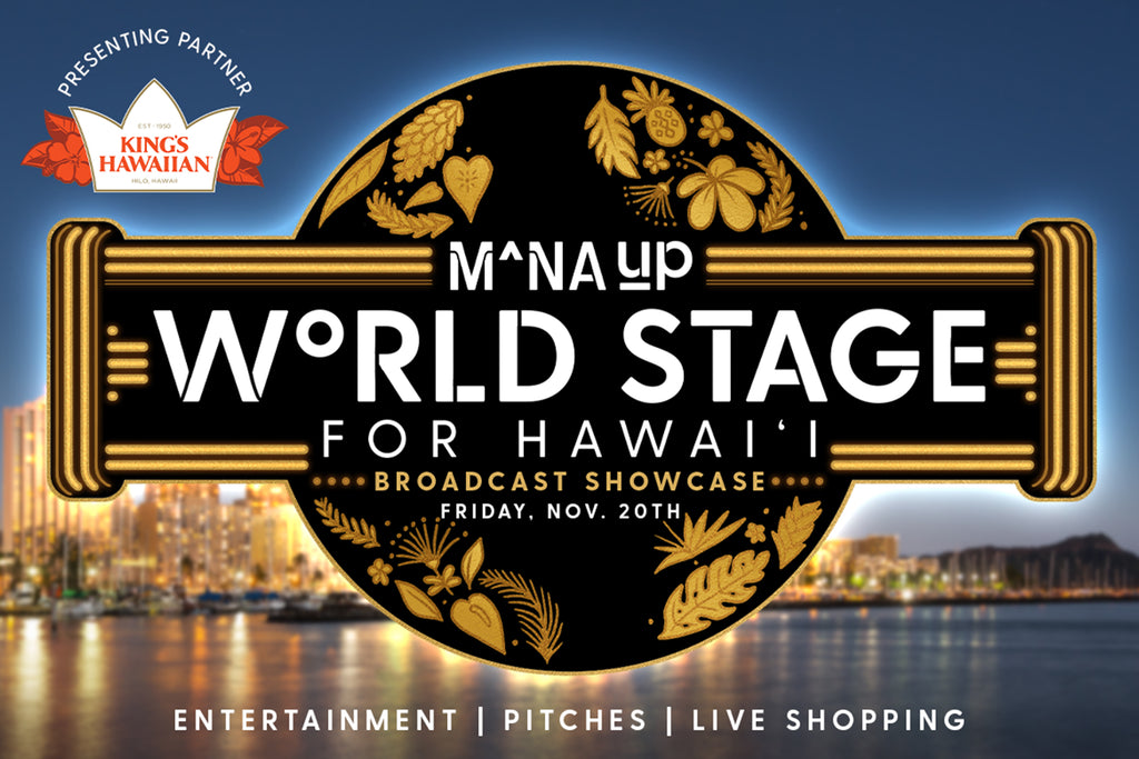 Join us for the Mana Up Showcase on Nov 20th