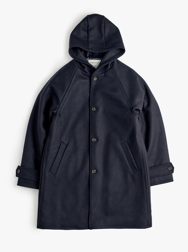 Ampato Parka - Darkest Navy