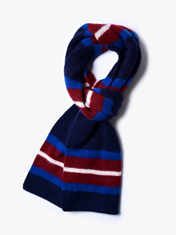 College Can Be Fun Scarf - Navy