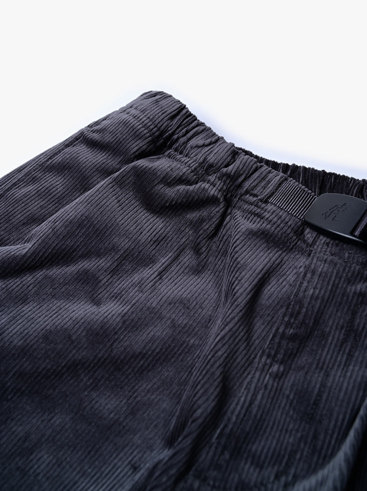 Corduroy Pants - Charcoal