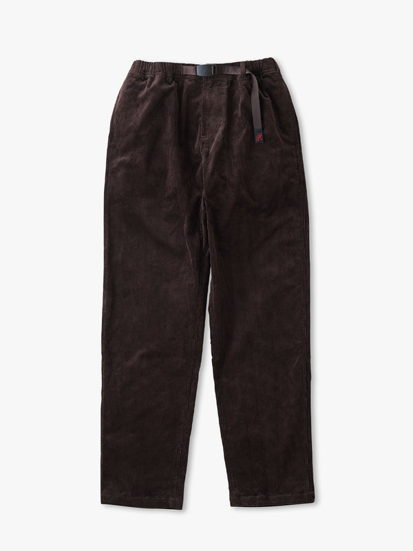 Corduroy Pants - Dark Brown