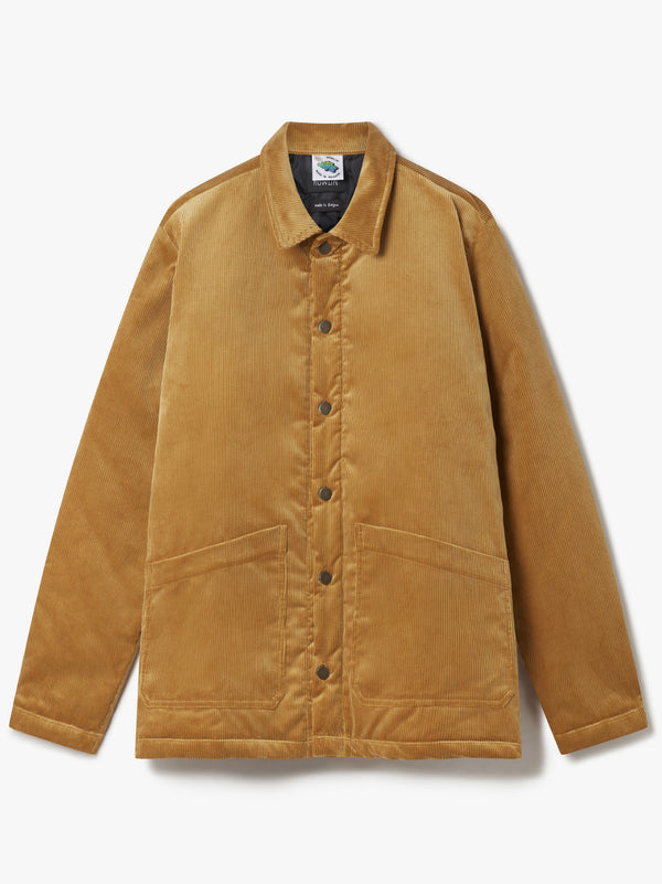 Dream Jacket - Beige UK Corduroy