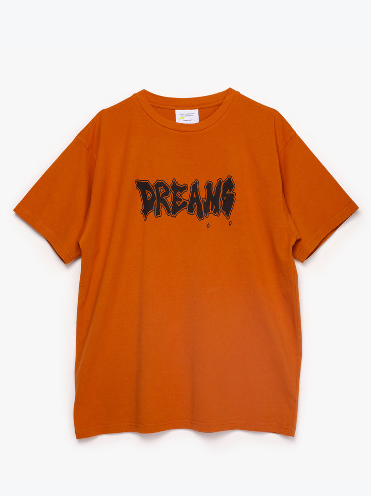 Dreams T-Shirt - Rust