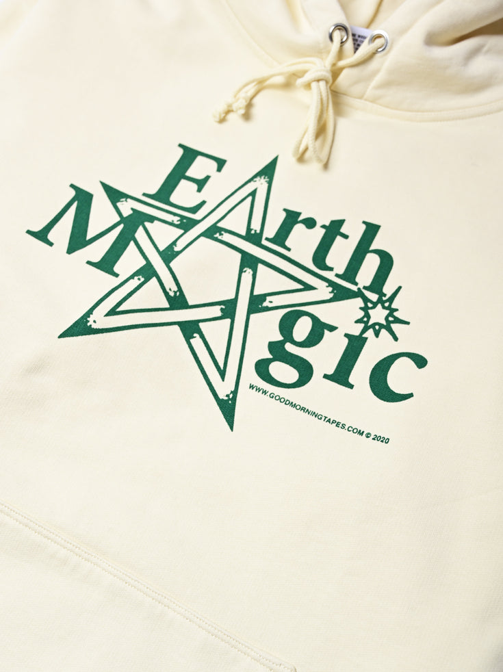 Earth Magic Pullover Hood - Natural