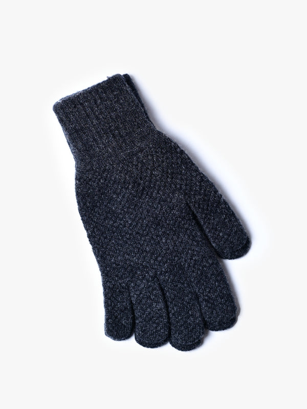 Herbie Gloves - Charcoal