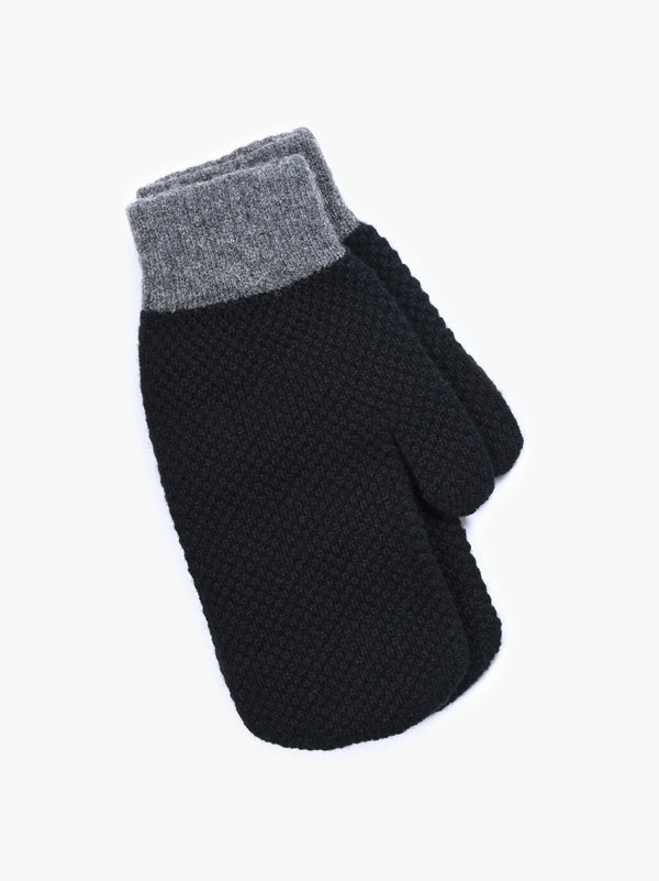 Herbie Mittens - Black