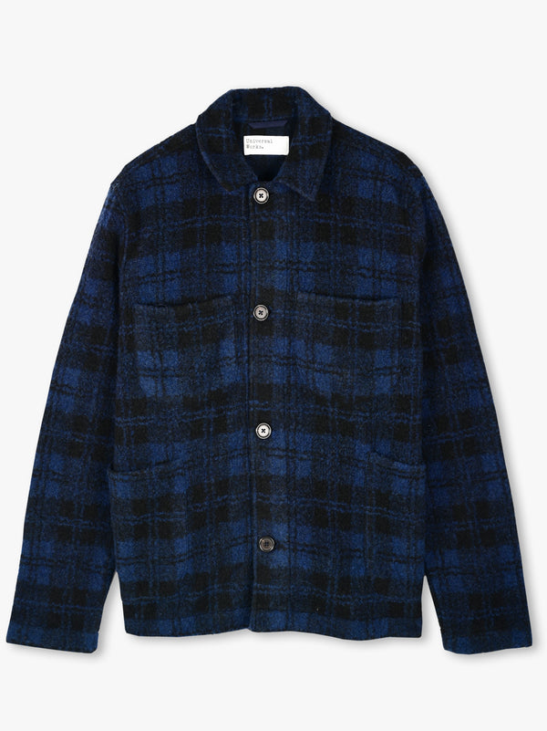 Lumber Jacket - Navy