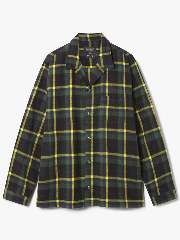 Magic Shirt  - Green Check