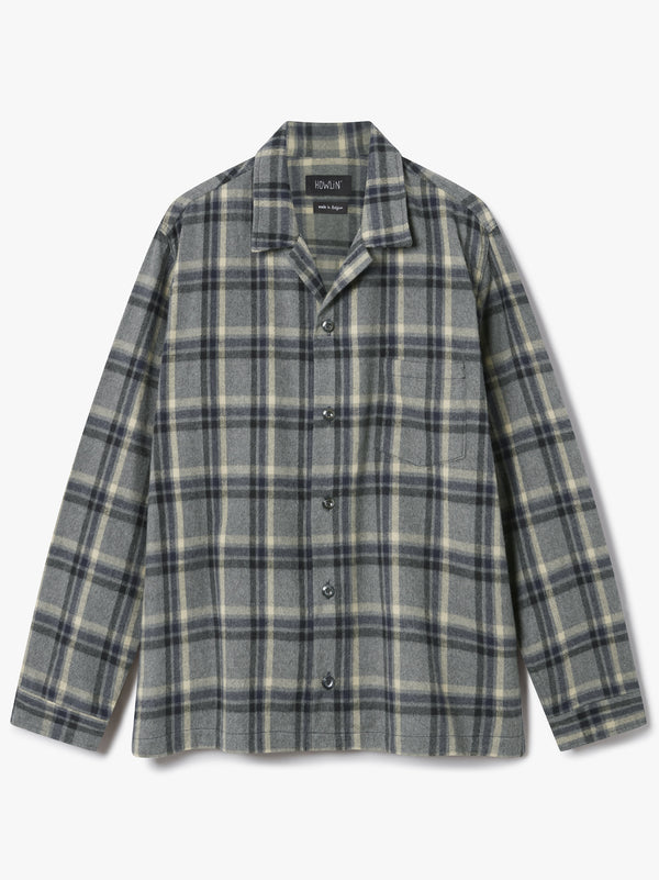 Magic Shirt  - Grey Check
