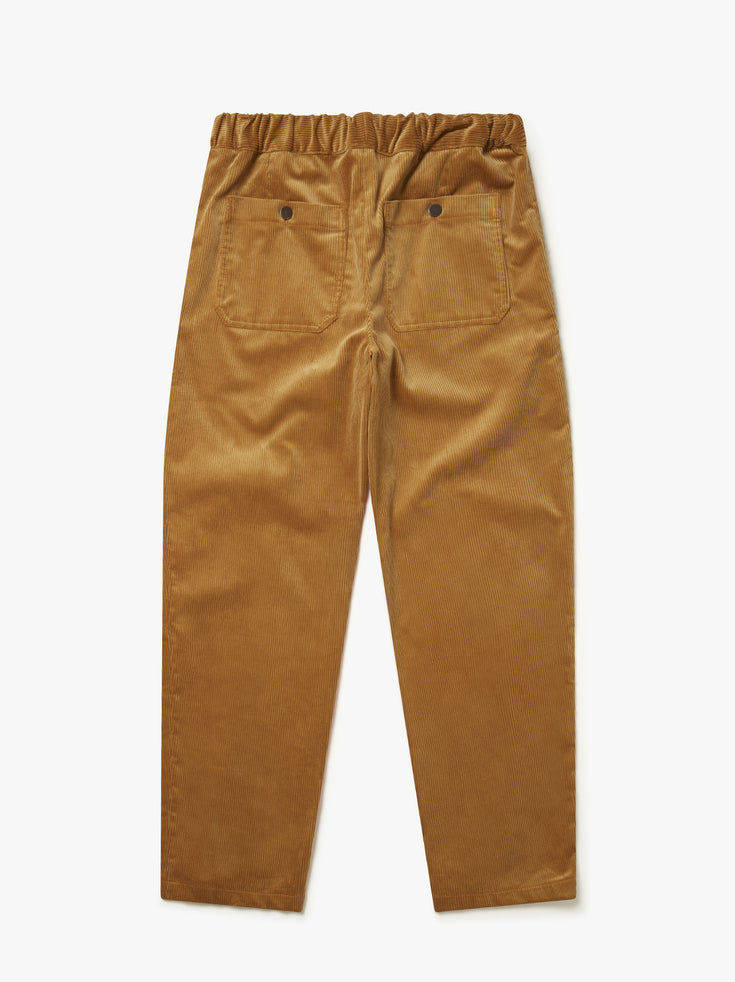 Magic Work Pants  - Beige UK Corduroy