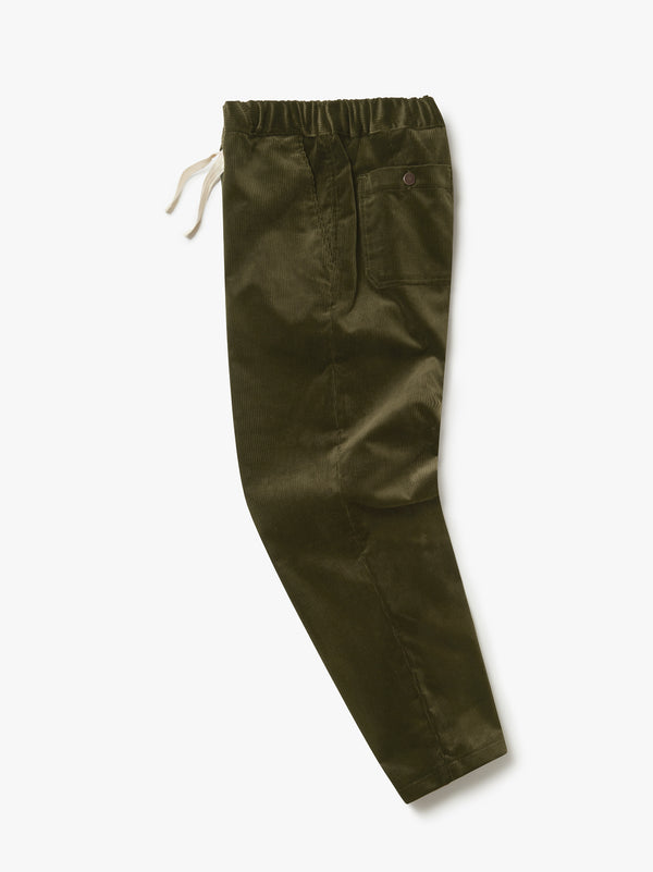Magic Work Pants  - Olive UK Corduroy