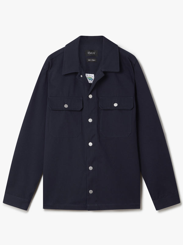 Magic Work Shirt  - Navy