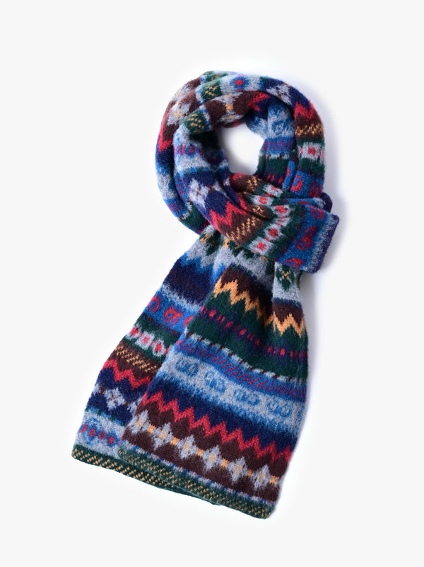 Moscow Discow Scarf - Powder