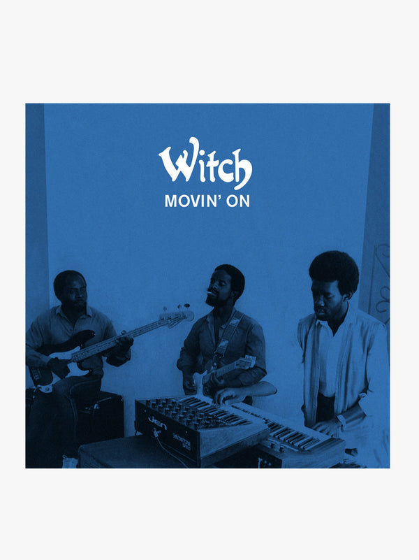 Witch - Movin' On LP