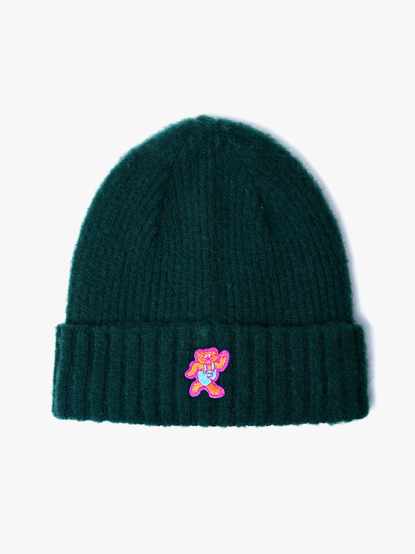 Shaggy Bear Hat - Forest *Limited