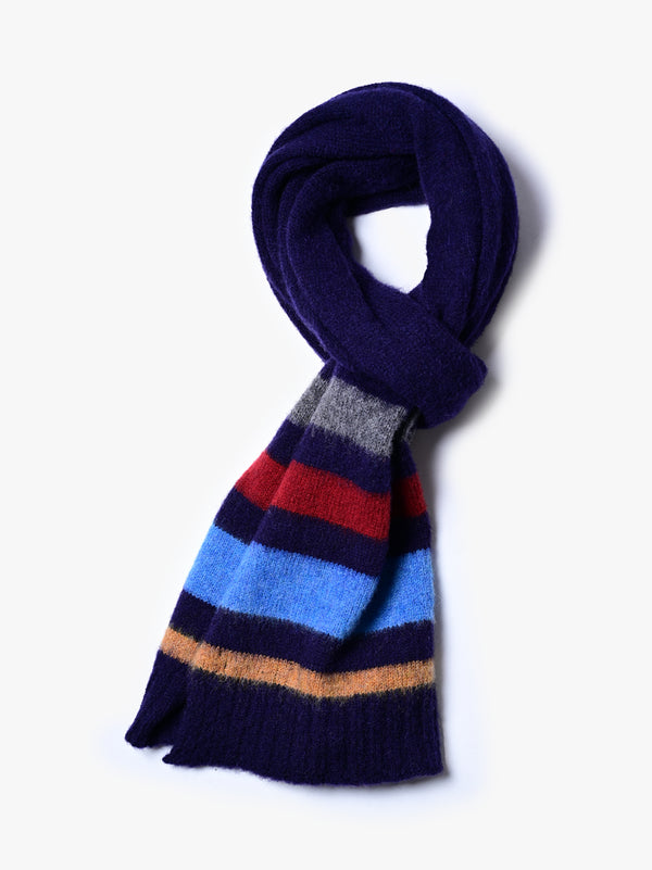 Skydiver Scarf - Navy