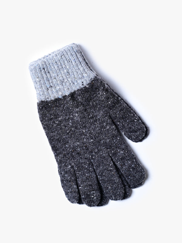 Space Gloves - Charcoal