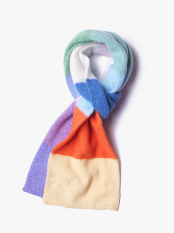 Straight Ahead Scarf - Tropical