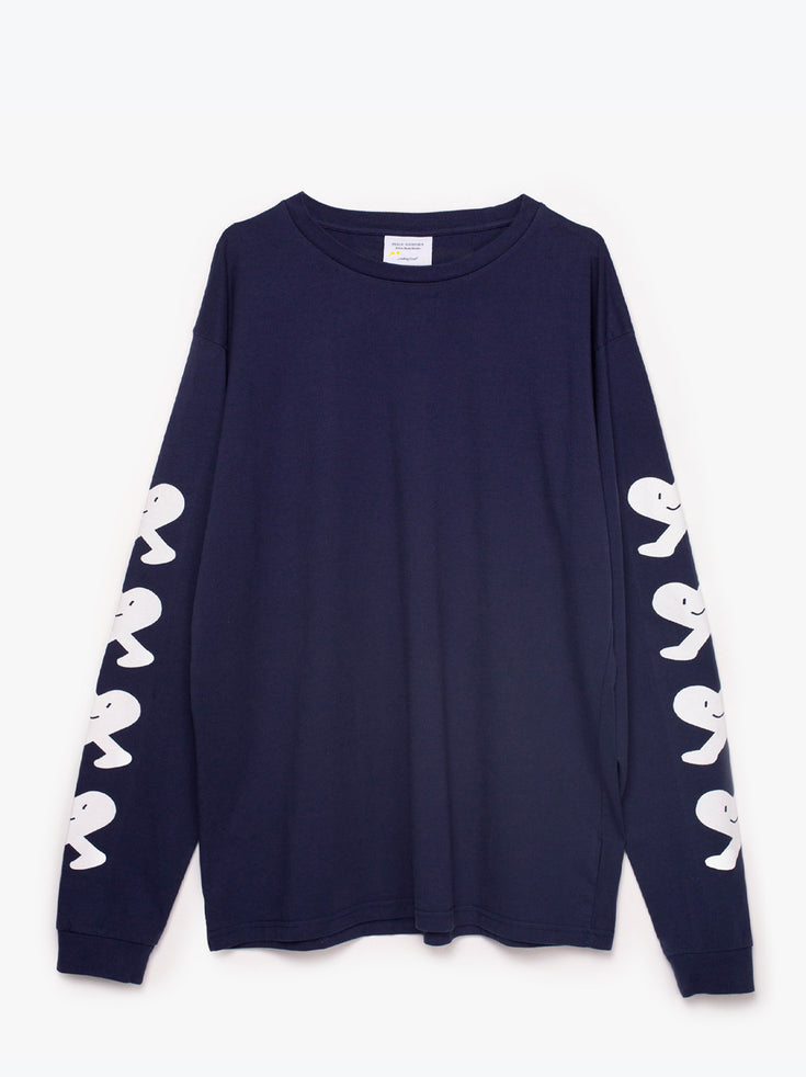 United Emotions Longsleeve - Navy