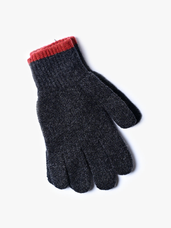 Wind It Up Gloves - Charcoal
