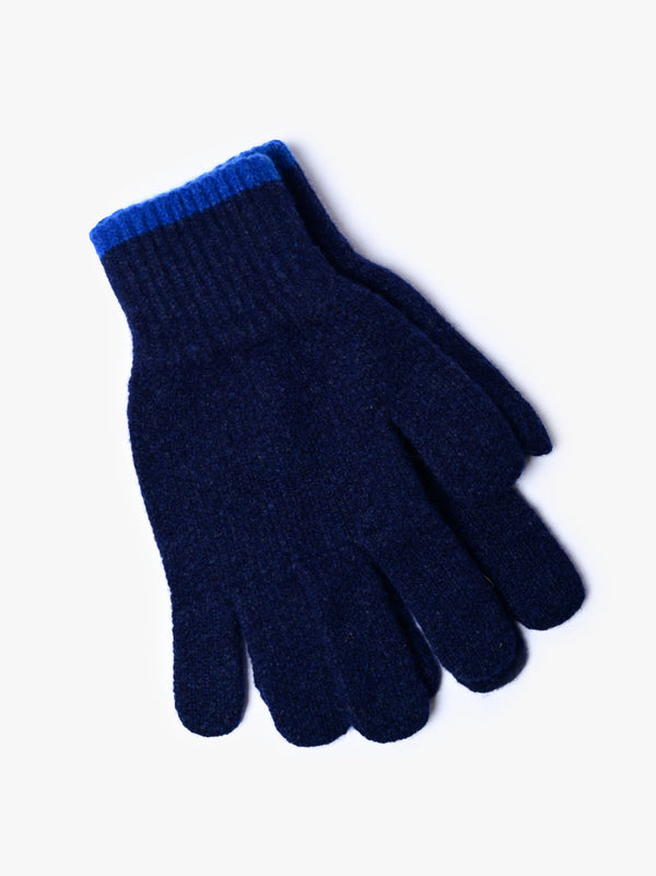 Wind It Up Gloves - Navy