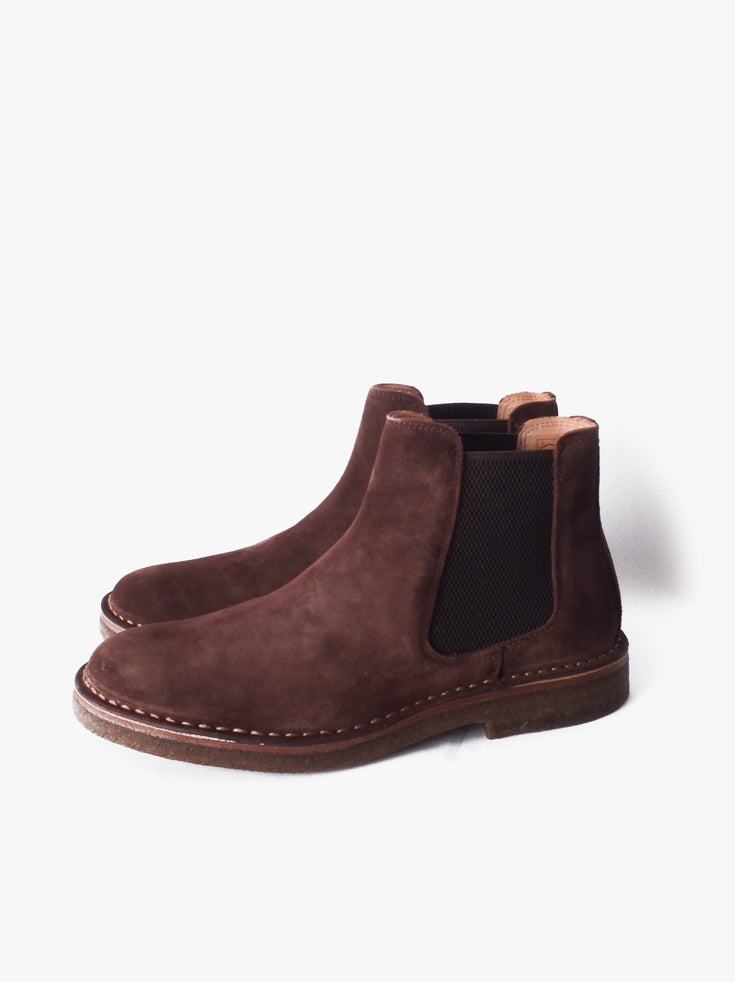 Bitflex Chelsea Boot - Dark Chestnut