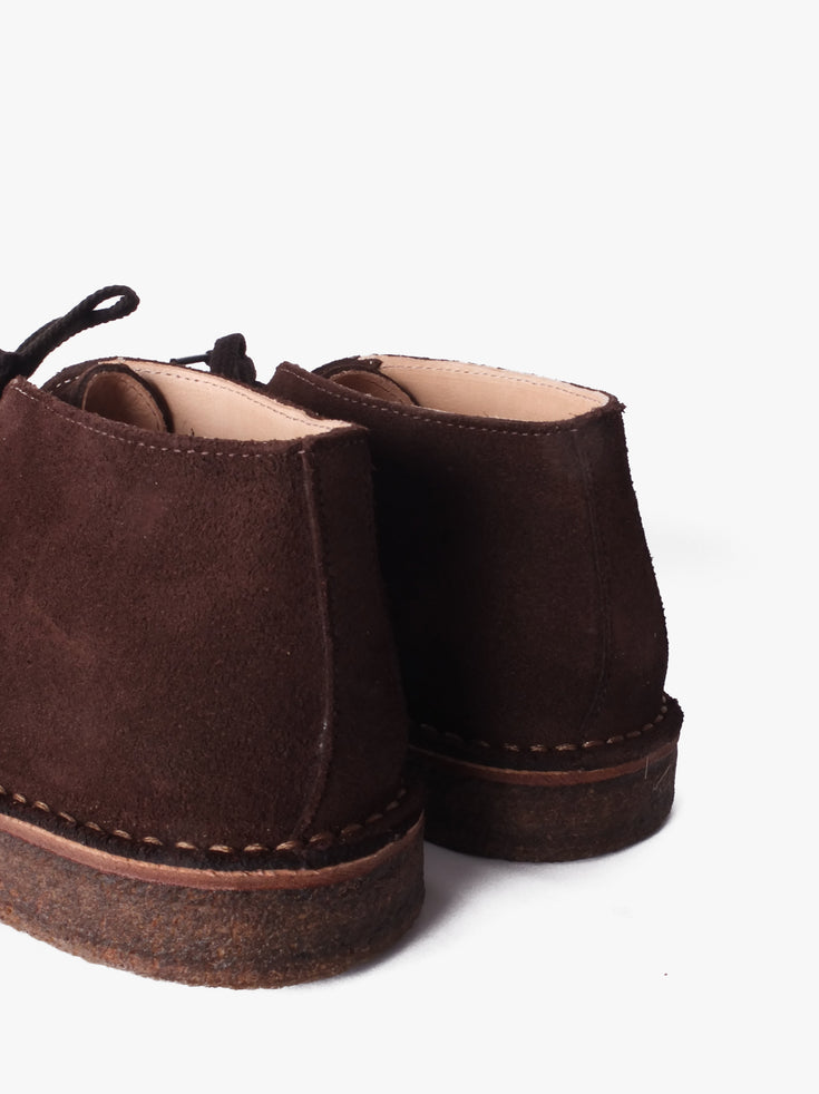 Greenflex Desert Boot - Dark Chestnut