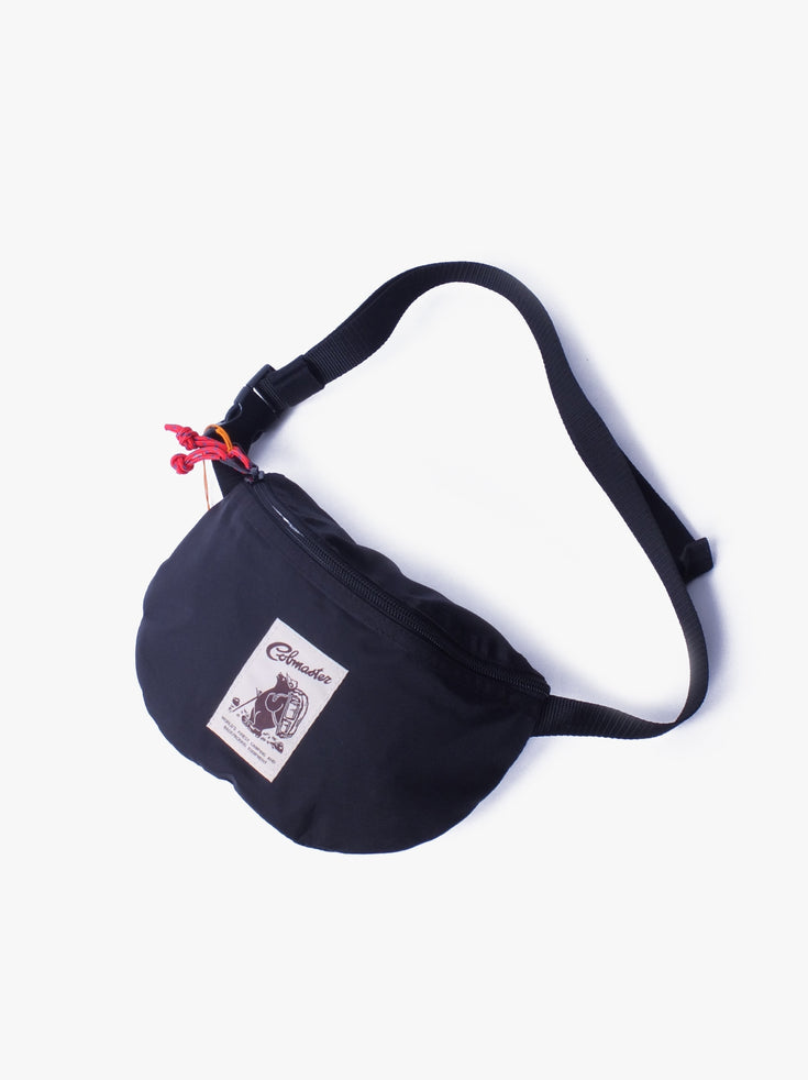 Waist Pouch - All Black