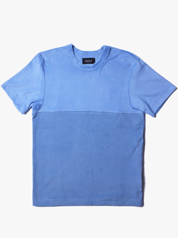 Duo Color T-shirt - Blue Multi