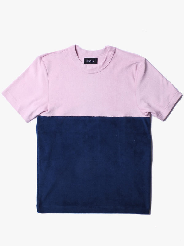 Duo Color T-shirt - Pink Multi