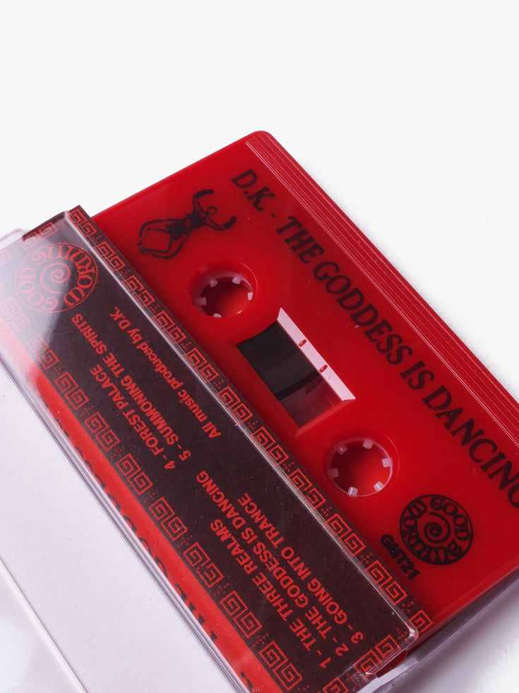 GMT21 D.K. - The Godess Is Dancing Cassette