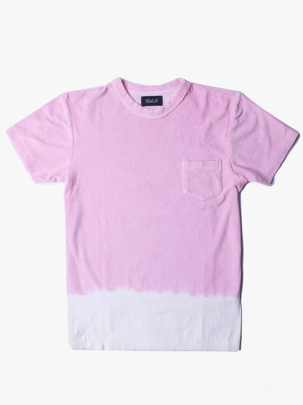 Fons Hand Dyed Top - Light Pink