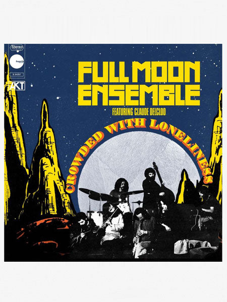 Full Moon Ensemble - Crowded with loneliness LP