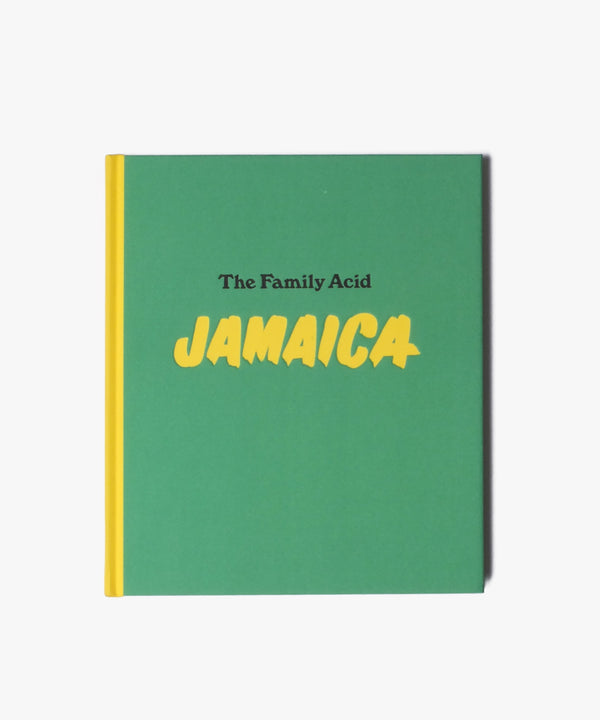 The Family Acid - Jamaica Book (+ Peter Tosh Postcard)