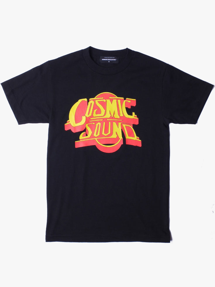 Cosmic Sound Tee - Black