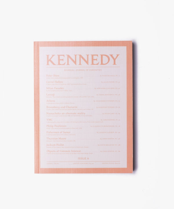 Kennedy Magazine - Issue 6