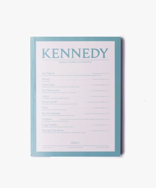 Kennedy Magazine - Issue 7