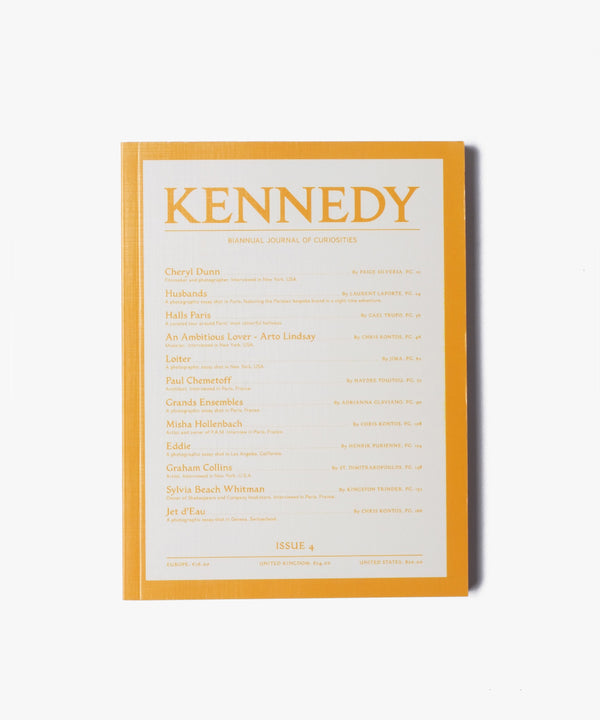 Kennedy Magazine - Issue 4