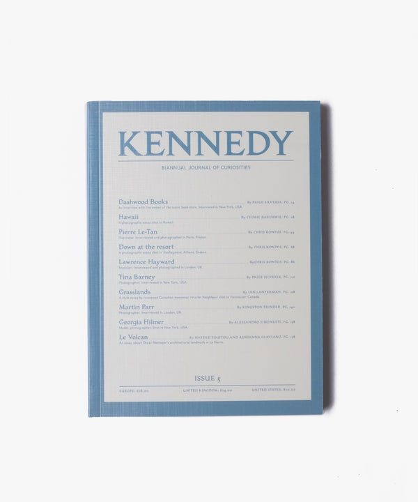 Kennedy Magazine - Issue 5