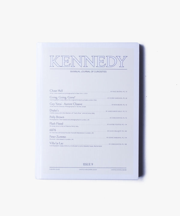 Kennedy Magazine - Issue 9