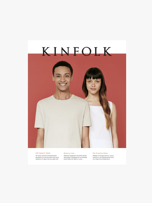 Kinfolk Magazine Volume 17