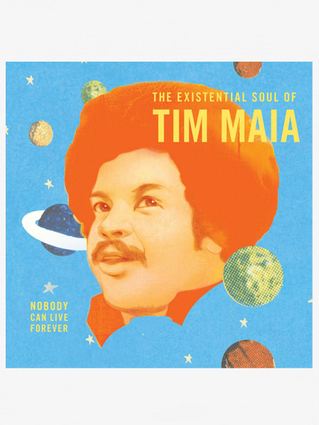 Tim Maia - Nobody Can Live Forever - 2xLP