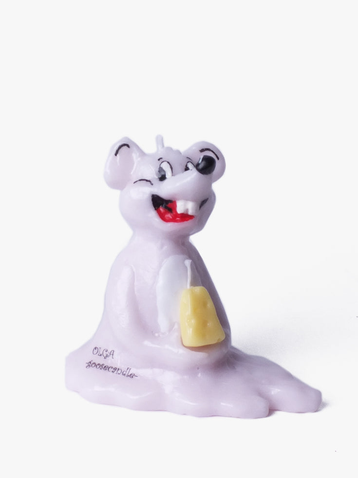 Big Mouse Candle