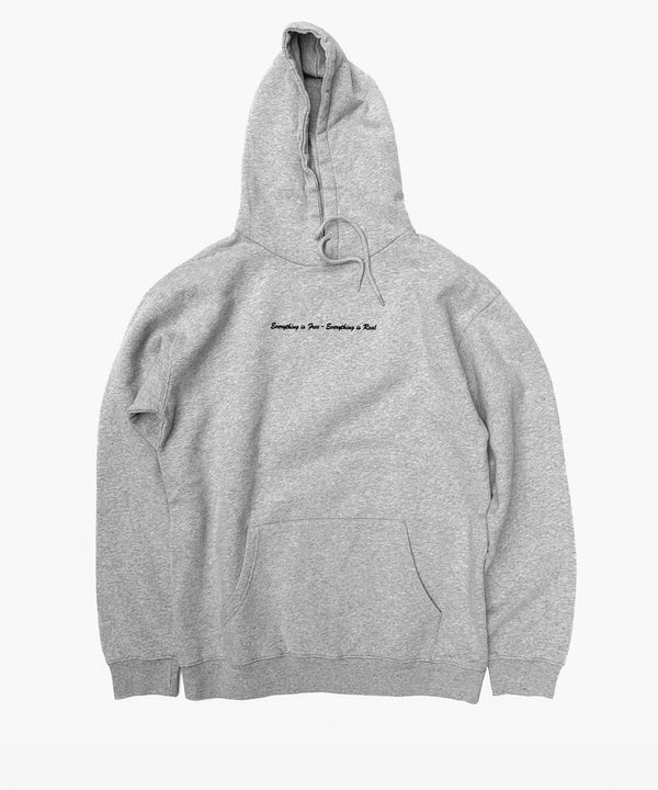 Death Valley Hoodie - Grey