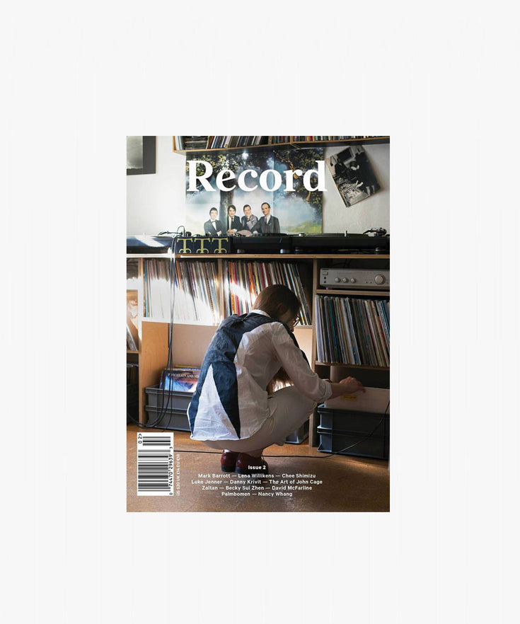 Record Issue 2 *Restock