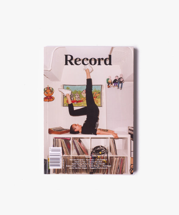 Record Issue 4 *Back In Stock