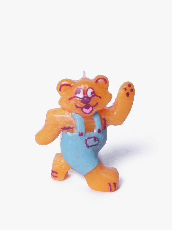Shaggy Bear Candle *Limited Numbers*